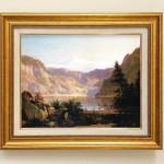 トーマス・ヒル 『山の湖』