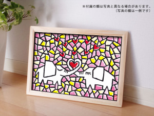 浄土真宗のお坊さんの描いた絵「白象」