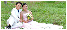 結婚式記念油絵・ブライダル油絵